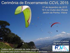 Encerramento CCVL 2015